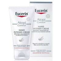 Крем для рук при атопическом дерматите EUCERIN AtopiControl Hand Intensiv-Creme 75 мл EUCERIN