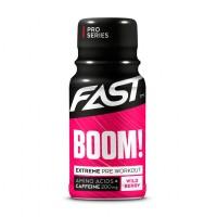 Напиток экстремальной энергии BOOM! 60 МЛ FAST