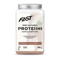 Протеин с какао NATURAL PROTEIINI Raakakaakao 600 гр FAST