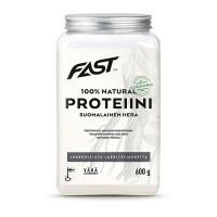 Протеин с лакрицей NATURAL PROTEIINI Lakritsi 600 гр FAST