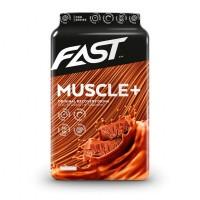 Напиток для восстановления мышц шоколад MUSCLE+ 900 гр FAST