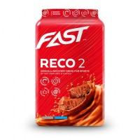 Напиток для восстановления шоколадный RECO2 900 гр FAST