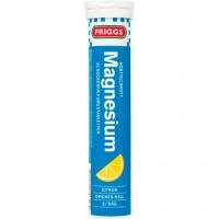 Шипучие таблетки с магнием Magnesium (синии) 20 шт Friggs