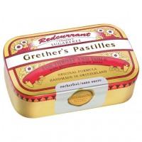 Леденцы с витамином С с красной смородиной GRETHERS Redcurrant+Vitamin C.zf.Pastillen 110 гр Hager Pharma