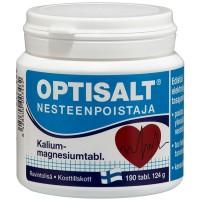 Витамины Optisalt с Калием и Магнием 190 таблеток Hankintatukku