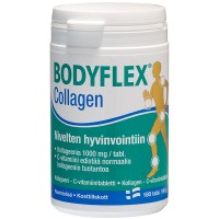 Витамины для суставов Bodyflex Collagen 180 таблеток Hankintatukku