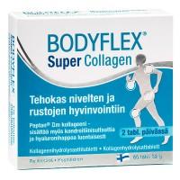 Витамины для суставов Bodyflex Super Collagen 60 таблеток Hankintatukku