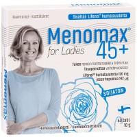 Витамины Menomax 45+ для женщин 60 таблеток Hankintatukku