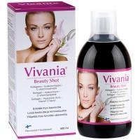 Коллаген жидкий Vivania Beauty Shot 500 мл Hankintatukku
