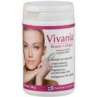Витамины против морщин с коллагеном Vivania Collagen Beauty 180 таблеток Hankintatukku
