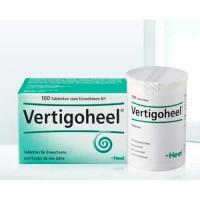 Средство от головокружения Вертигохель VERTIGOHEEL Tabletten 250 таблеток Heel
