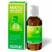Капли от простуды MATO Hevert Erkältungstropfen 100 мл HEVERT