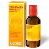 Лекарство от воспаления мочевыводящих путей SOLIDAGO HEVERT Complex Tropfen 100 мл HEVERT