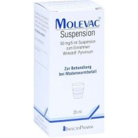 Пероральная суспензия от глистов MOLEVAC Suspension zum Einnehmen 25 мл INFECTOPHARM