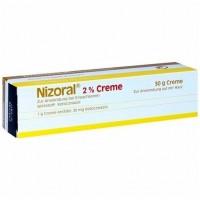 Крем от грибковых инфекций NIZORAL Creme 30 гр Johnson&Johnson