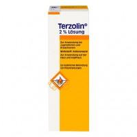 Раствор противогрибковый TERZOLIN 2% Lösung 100 мл Johnson&Johnson