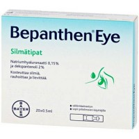 Капли для глаз Bepanthen EYE 20 X 0,5 мл Bepanthen
