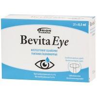 Капли для глаз Bevita EYE 20 X 0,5 мл Orion Pharma