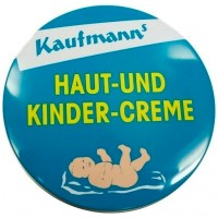 Детский крем для кожи KAUFMANNS Haut und Kindercreme 75 мл KAUFMANNS