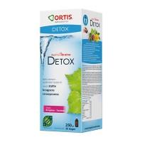 Комплекс MethodDraine Detox Vadelma+Karpalo для очистки организма 250 мл Ortis