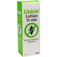 Лосьон для удаления вшей и гнид Linicin Lotion 100 мл LINICIN