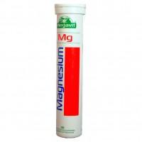 Витамины с магнием Magnesium 20 шипучих таблеток Megavit