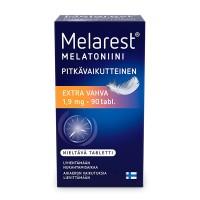 Препарат от бессонницы  MELAREST Extra VAHVA 1.9 MG 90 таблеток Melarest
