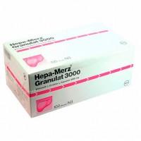 Препарат для лечения печени HEPA MERZ Granulat 3.000 Btl. 100 шт MERZ Pharmaceuticals
