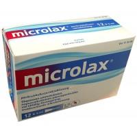 Клизмы от запоров для детей и взрослых Microlax 12 x 5 мл Microlax