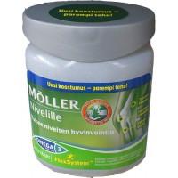 Витамины для суставов и костей с Омега-3 Moller Nivelille Omega-3 76 капсул Moller