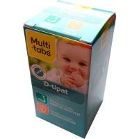 Капли витамина Д 10 μg D-Tipat 10 мл Multi-Tabs