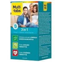 Витамины Мульти-Табс 3 в 1 90 капсул Multi-Tabs