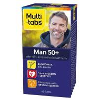 Мультивитаминный-минеральный комплекс для мужчин Man 50+ 60 таблеток Multi-Tabs