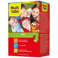 Витамины жевательные для детей с колой и лаймом KOLA-LIME PURUTABL 90 шт Multi-Tabs