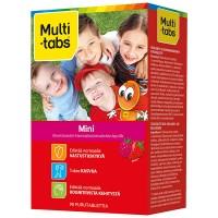 Витамин Mini малина-клубника 90 шт. Multi-Tabs