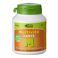 Витамин Multivita Forte M витамины и минералы таблетки 120 шт. MultiVita