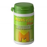 Витамин Multivita Plus витамины и минералы таблетки 100 шт MultiVita