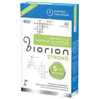 Витамины для волос BIORION STRONG KAPS 60 капсул Orion Pharma