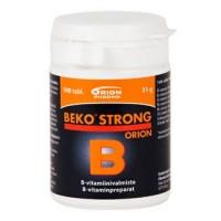 Витамин B BEKO STRONG 100 таблеток Orion