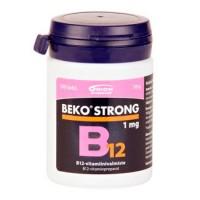 Витамин BEKO STRONG B12 1 мг 100 таблеток Orion