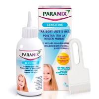 Лосьон для удаления вшей и гнид PARANIX SENSITIVE LIUOS 150 мл PARANIX