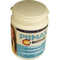 Витамины с биотином ,кремнием и хромом , Piimax C + Biotini 300 таблеток Hankintatukku