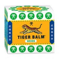 Мазь от простуды укусов и боли в спине TIGER BALM weiß 19,4 гр Queisser Pharma