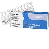 Капли для глаз и носа NASO NACL 20*2 ML RatioPharm