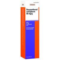 Крем  декспантенол DEXPANTHENOL 50 мг / г 30 гр RatioPharm