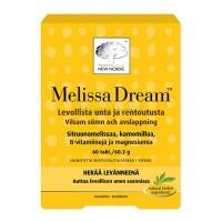Снотворное Melissa Dream 120 таблеток New Nordic