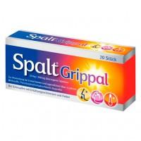 Препарат от простуды SPALTGRIPPAL 30 mg/200 mg überzogene Tabletten 20 шт Spalt