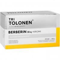 Витамины Berberin + Kromi 120 таблеток Tri Tolonen