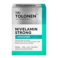 Витамины Nivelamin Strong для суставов 30 таблеток Tri Tolonen
