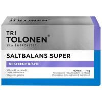 Витамины с калием и магнием SaltBalans Super 100 таблеток Tri Tolosen